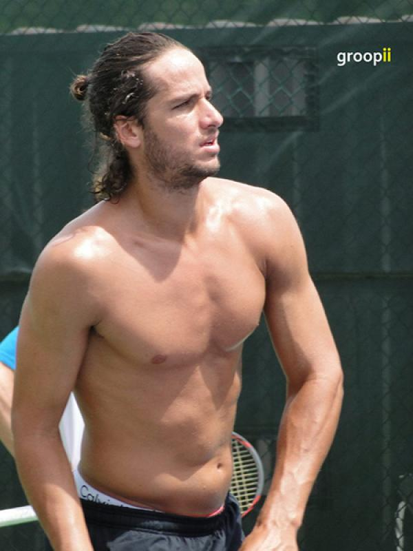 Myfabetennis Fun Pictures Of Feliciano Lopez