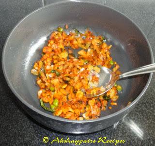 chilli powder added