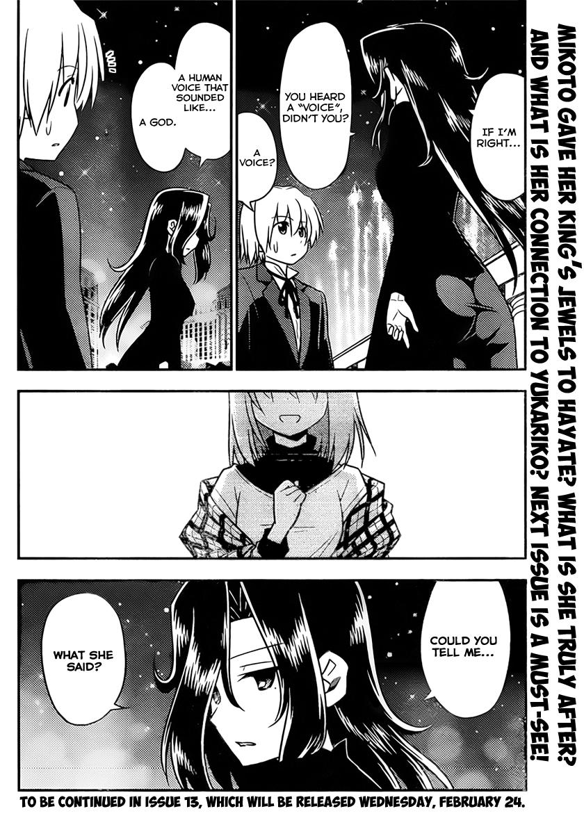 Hayate the Combat Butler - Chapter 554