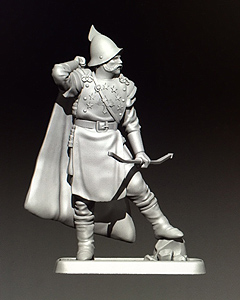 MZ630 Duinhir miniature preview by Mithril Miniatures.