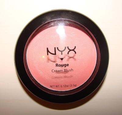BLUSH - NYX Creme Blush in Boho Chic