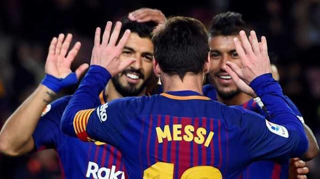 Barca Era Valverde Patahkan Rekor Hebat Era Guardiola dan Berhasil Kalahkan Madrid