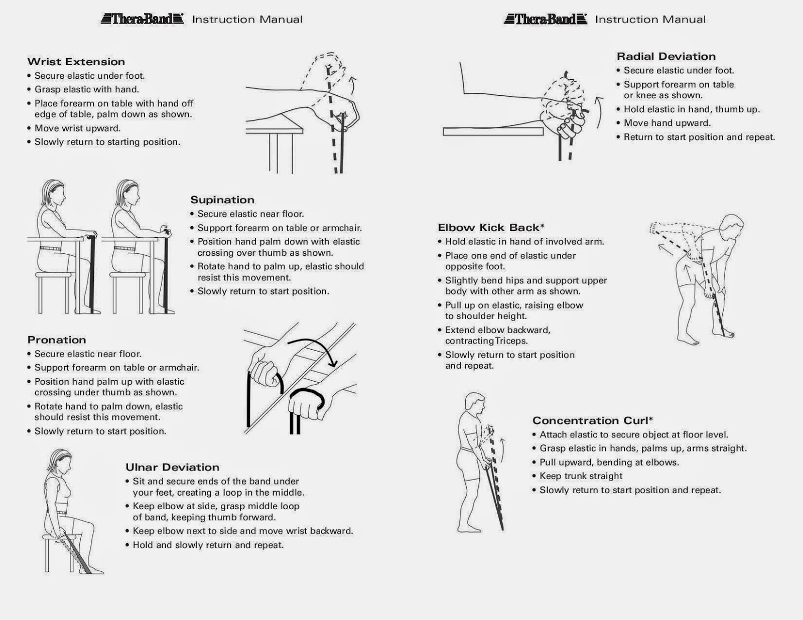 chair exercise for seniors handout hanging glass seated lower extremity theraband exercises pictures to pin