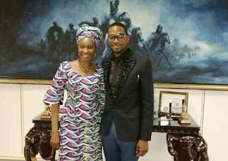 dbanj+and+bank - D'banj is the new ambassador for Bank of Industry