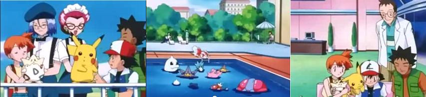 Pokémon - Capítulo 1 - Temporada 5 - Audio Latino