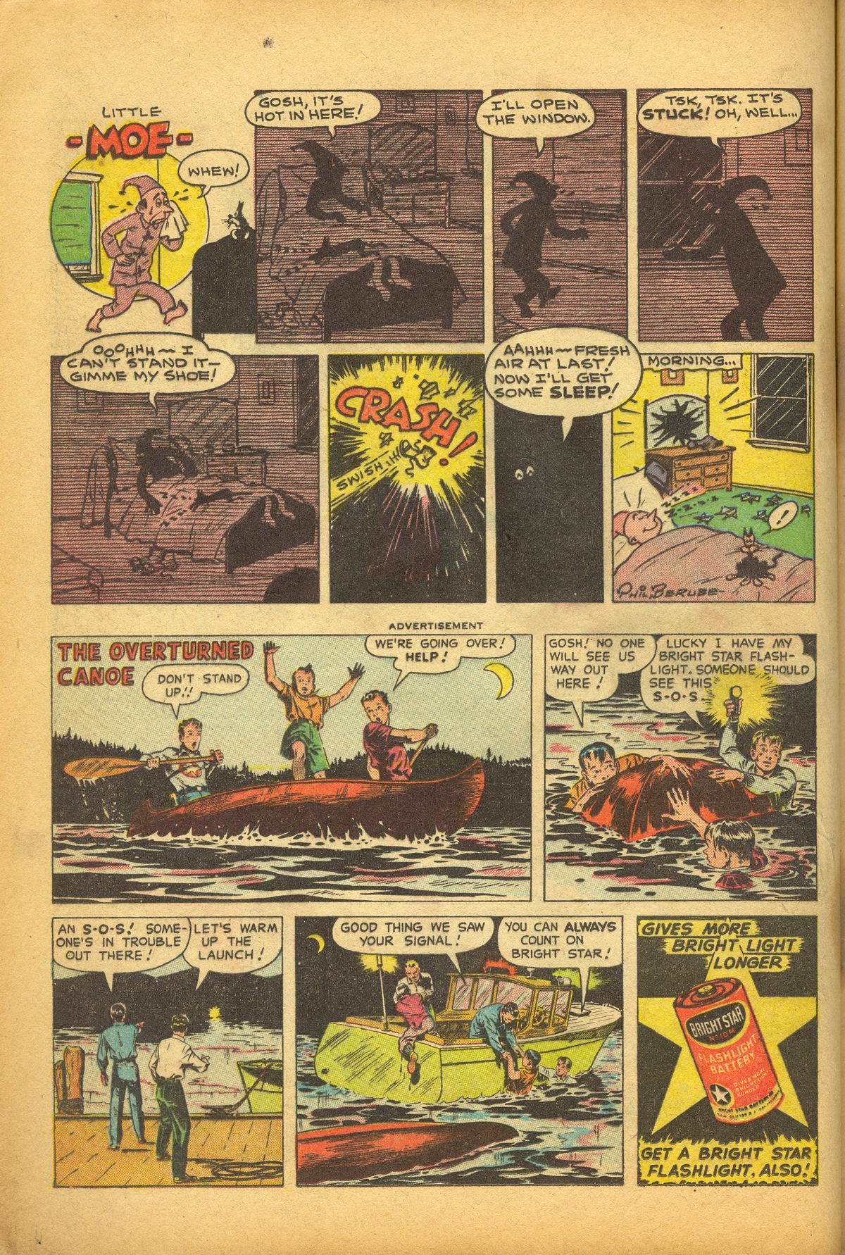 Read online Action Comics (1938) comic -  Issue #112 - 16