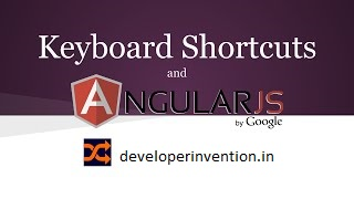 Angularjs Implement keyboard Shortcut keys
