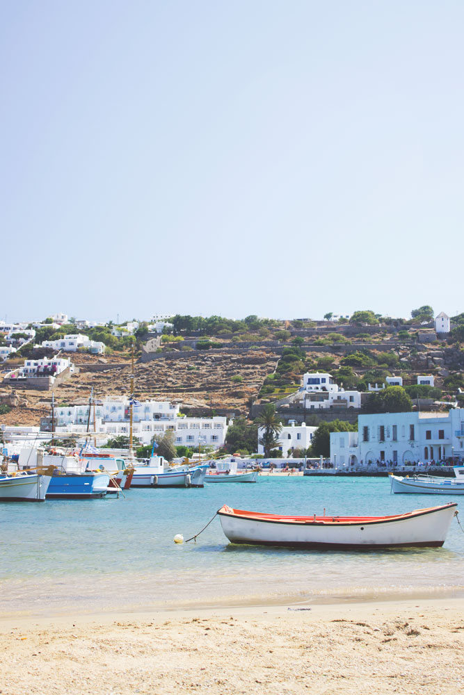 Beautiful Paradise Travel Photography | Mykonos, Greece