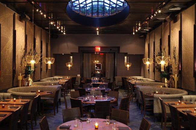 Beauty And The Beast Restaurant New York