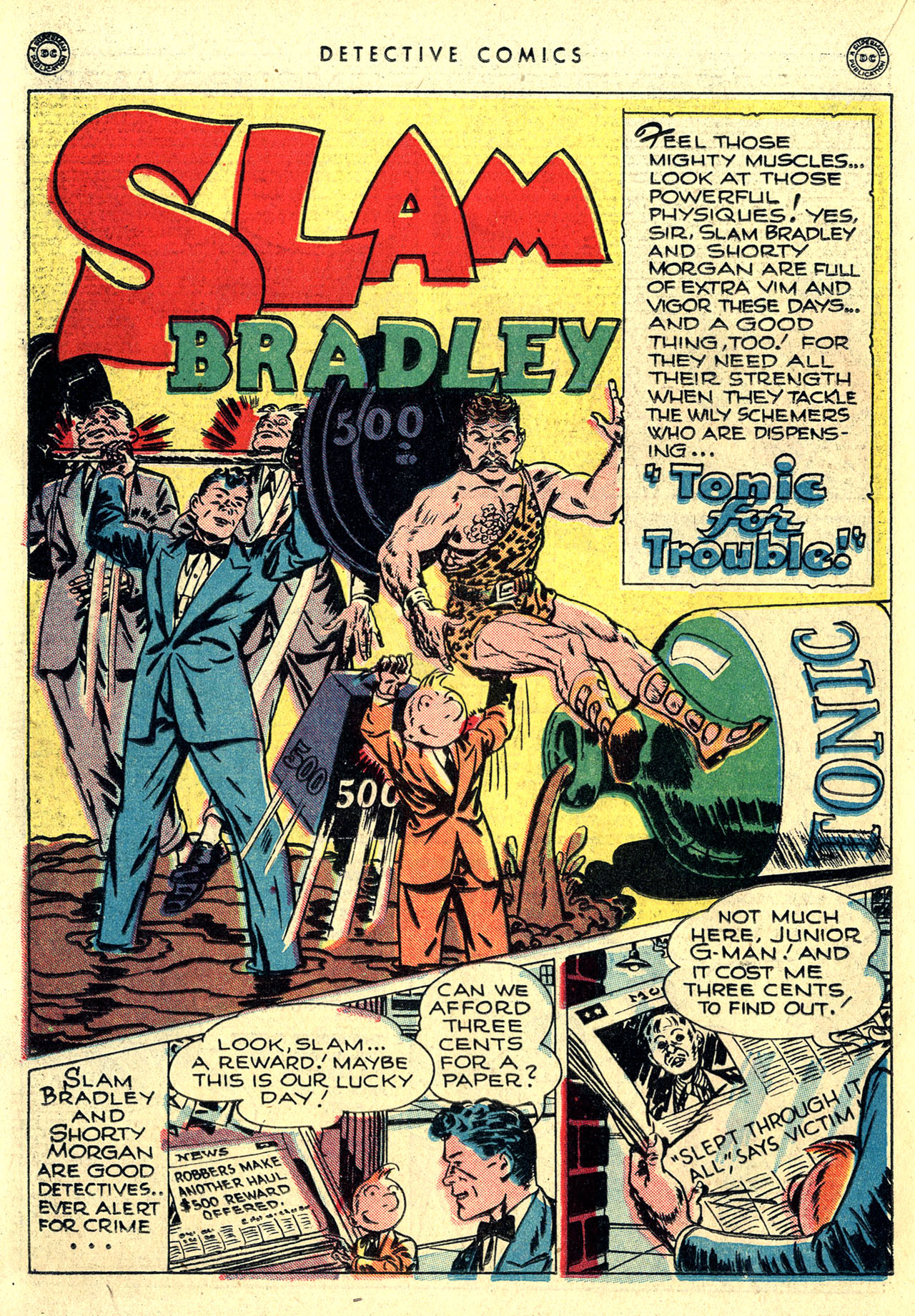 Read online Detective Comics (1937) comic -  Issue #116 - 24