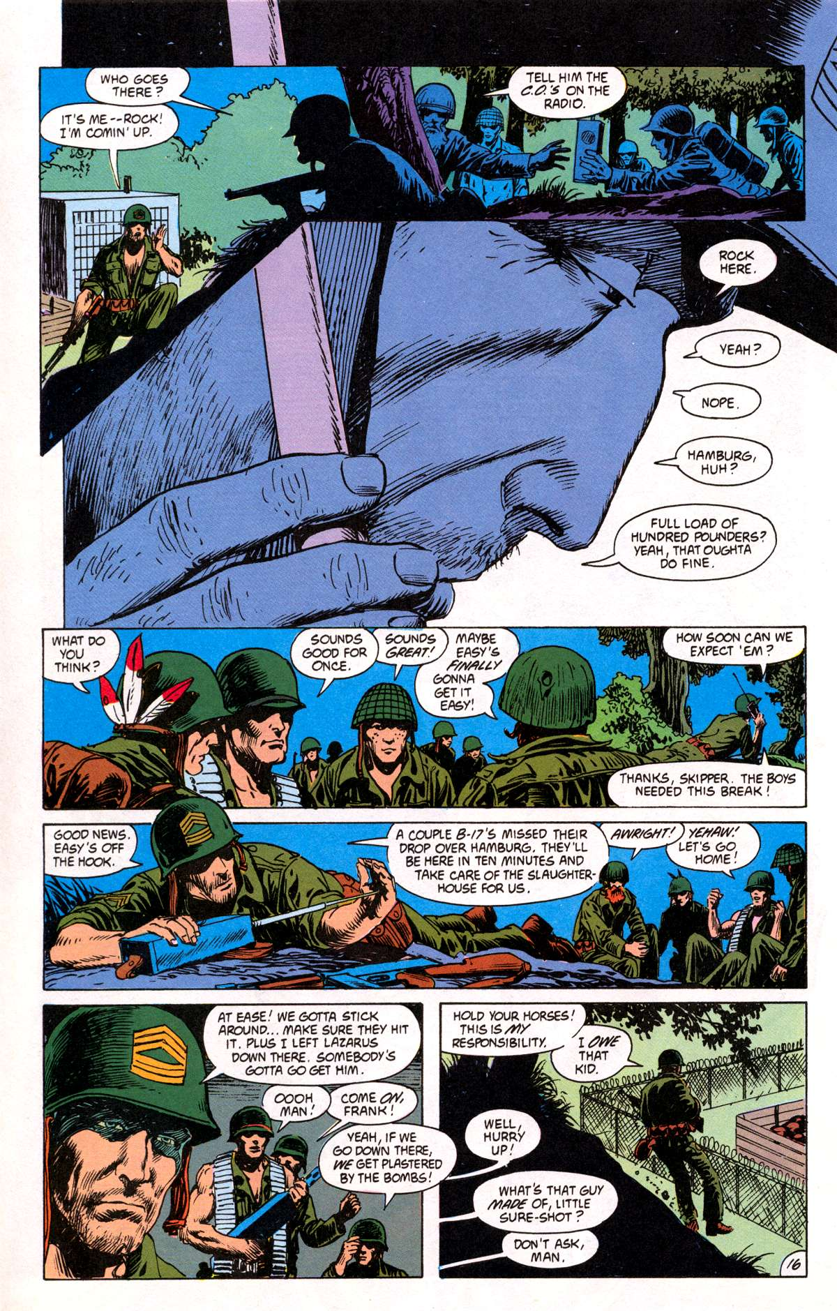 Swamp Thing (1982) Issue #82 #90 - English 17