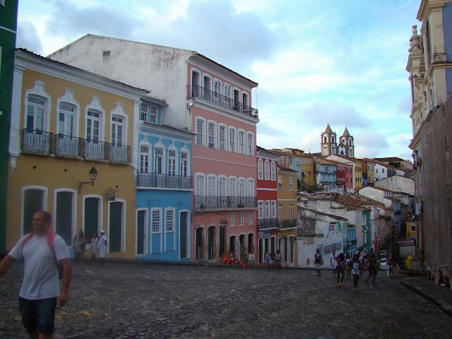 A Riqueza de Viajar - Salvador - Cidades Históricas
