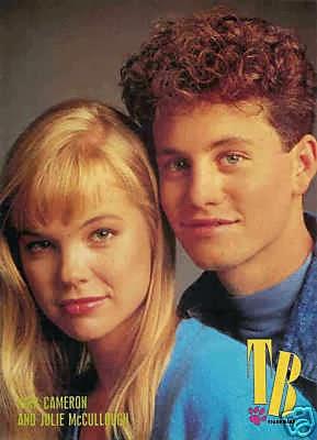 Kirk Cameron Growing Pains Girlfriend Kirk Cameron ended up