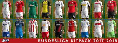 PES 2013 1.Bundesliga Kitpack Season 2017/2018