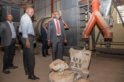 Vice President Osinbajo To Commission Edo Fertilizer Plant