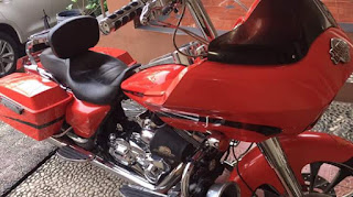 Roadglide custom 2007 NP .. stnk ready .. istimewa ..