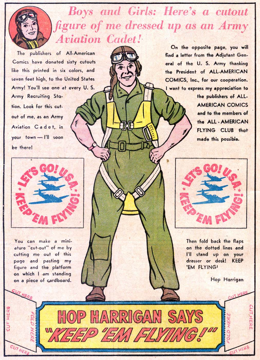 Read online All-American Comics (1939) comic -  Issue #33 - 28