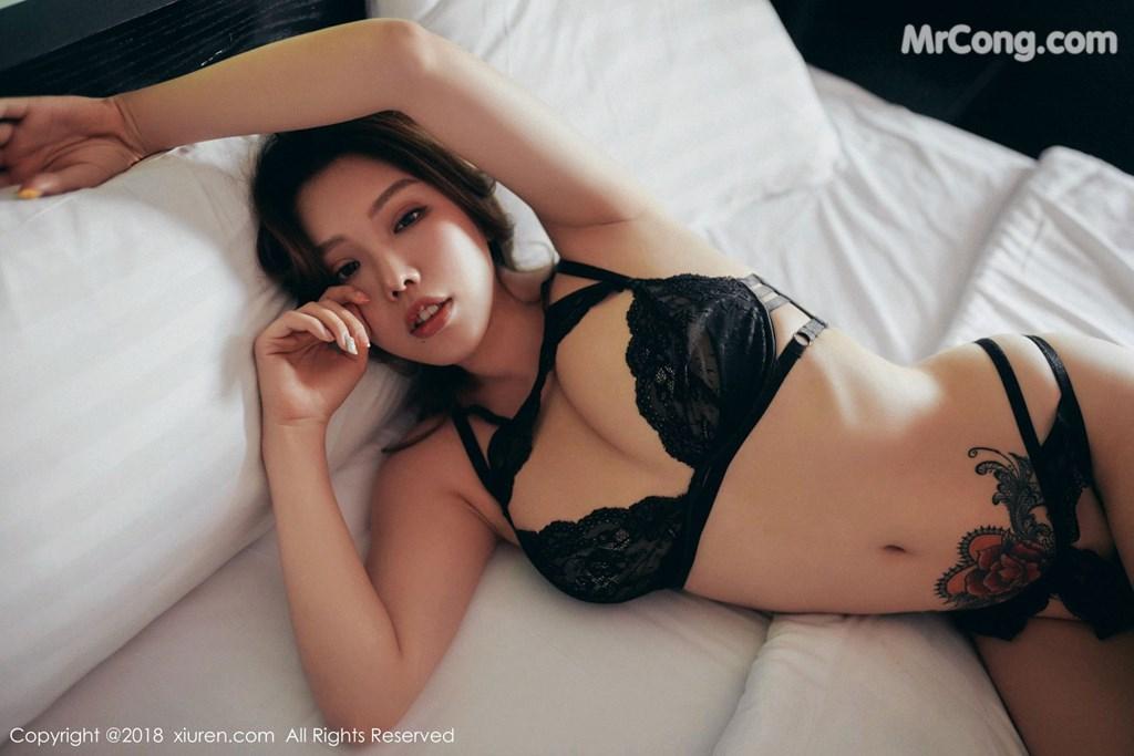 Image XIUREN-No.1200-Huang-Le-Ran-MrCong.com-005 in post XIUREN No.1200: Người mẫu Huang Le Ran (黄楽然) (54 ảnh)