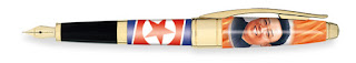 Kim Jong Il Limited Edition Fountain Pen