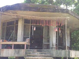 Handicraft shop in Rangamati