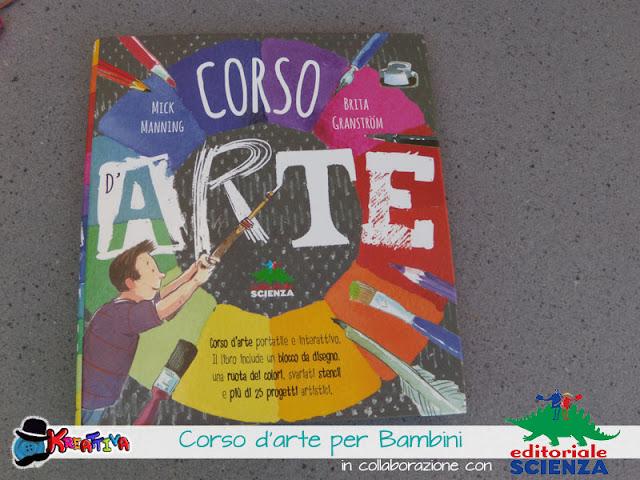 Corso d'arte per bambini