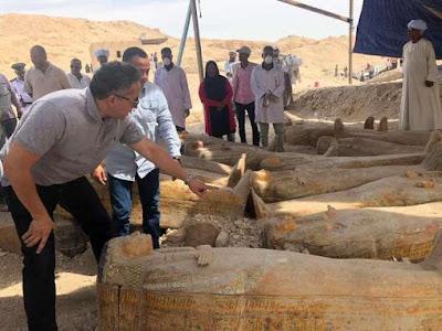 الصدفة البحتة, بعثة مصرية, اكبر اكتشاف اثرى, الاقصر, الاثار المصرية,