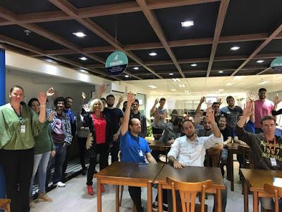 Alteração no sistema de Banco de Horas na HBSIS é aprovada por trabalhadores