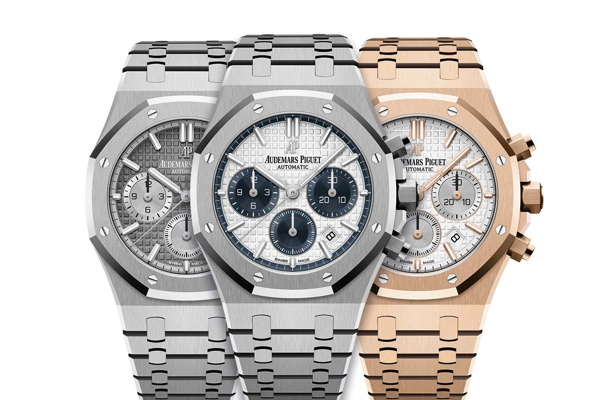 Audemars Piguet Royal Oak Chronograph 38 Mm Time And Watches