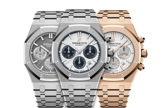 Audemars Piguet Royal Oak Chronograph 38 mm