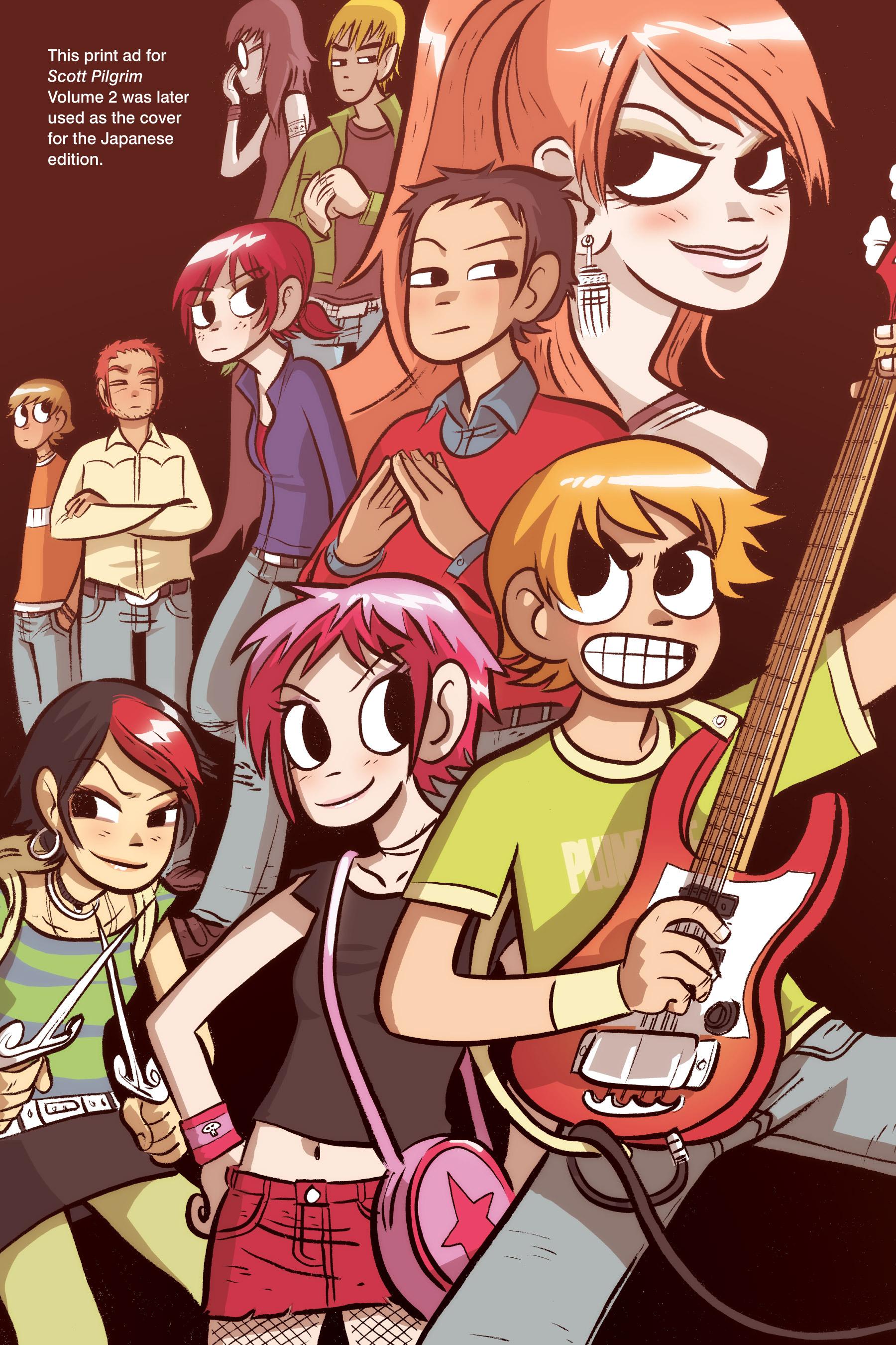 Read online Scott Pilgrim comic -  Issue #2 - 202