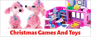 Variety of Christmas games and Toys Ideas