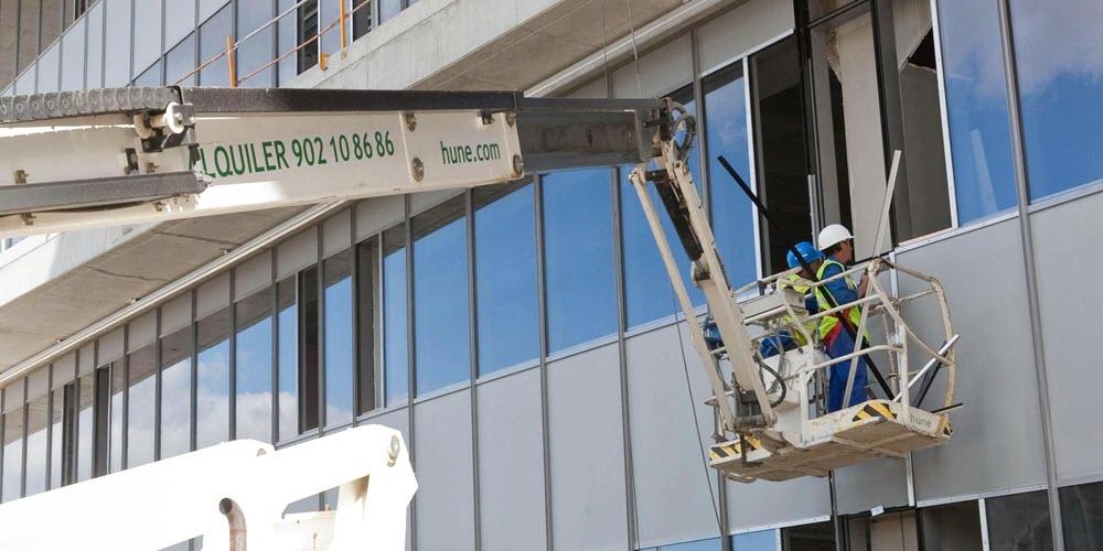 Nuevo procedimiento de prevención de riesgos laborales en trabajos de altura