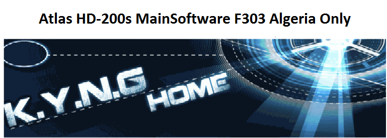 mainsoftware f303