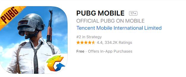 تحميل PUBG موبايل فون مجانا للاندرويد