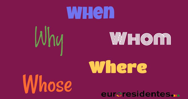 Curso De Inglés Gratis: Relative Clauses Con Where, Whose