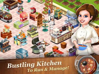 Free Download Star Chef Apk v2.7.6 + Mod (Unlimited Money)