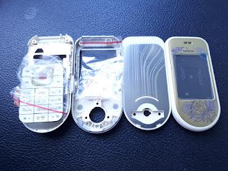 Casing Nokia 7370 Jadul Fullset
