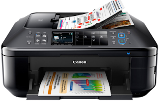 Canon MX895 A4 Colour Multifunction Inkjet Printer