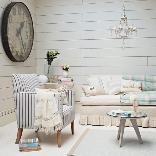 Nautical Living Room Desain Kursi Cantik Ruang Tamu