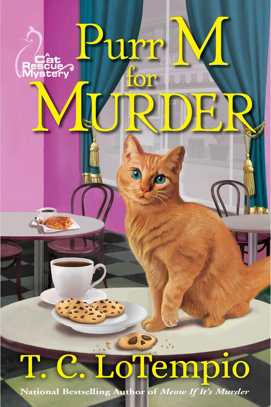Purr M for MURDER
