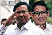 Partai Gerindra NTB Akan Deklarasi Kemenangan Prabowo Sandi di NTB
