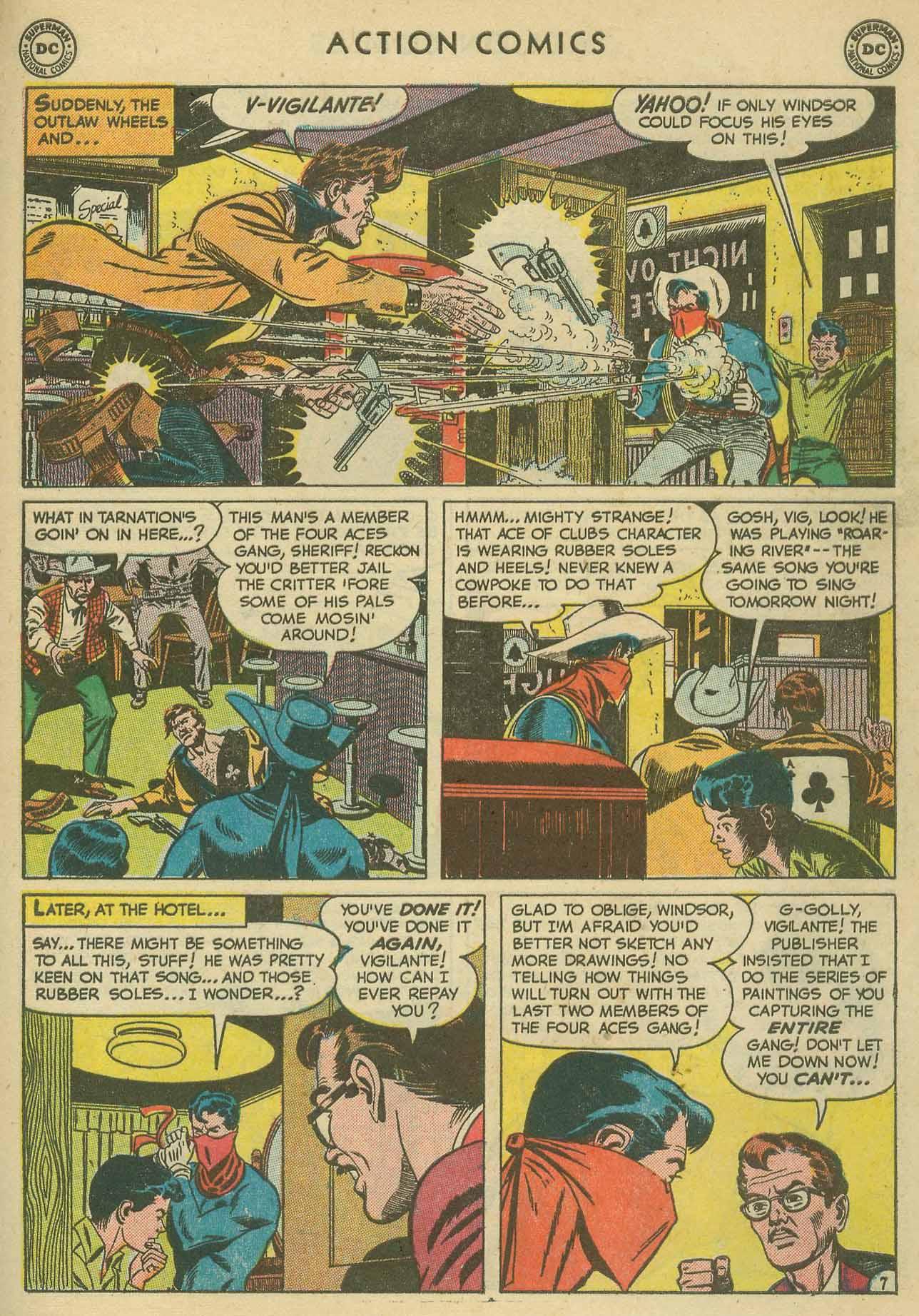 Action Comics (1938) 160 Page 44