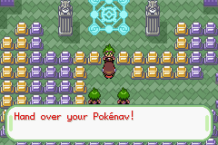 pokemon vega minus screenshot 3