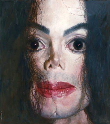 Michael Jackson - Nuevo Realismo Pop - Sebastian Krüger 1963