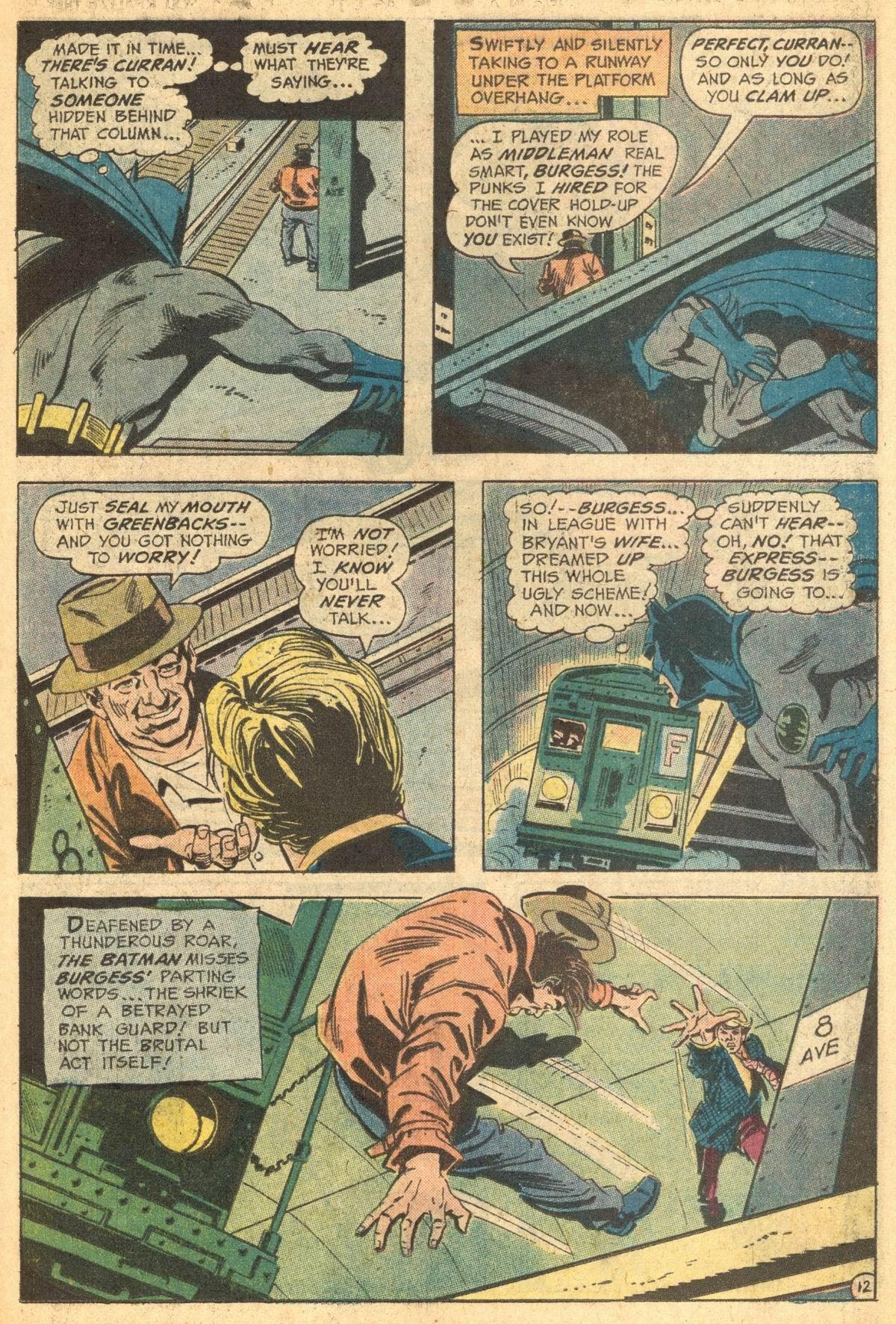 Detective Comics (1937) 424 Page 14