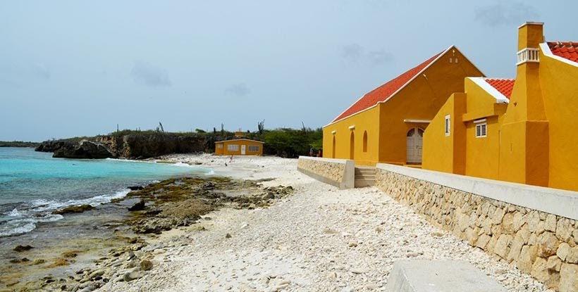 Boka Slagbaai - Praias de Bonaire