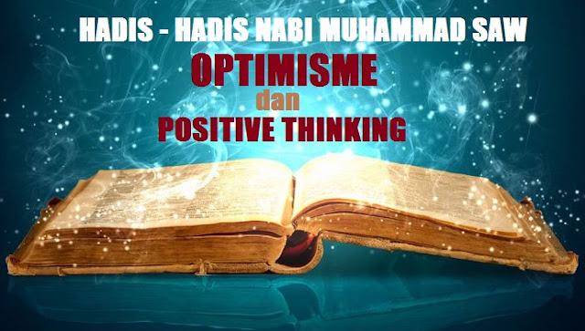 hadis nabi tentang optimis