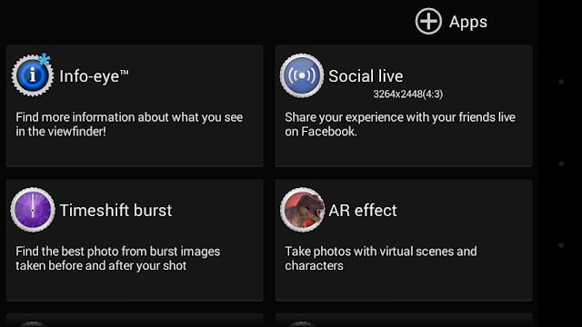 Xperia Z2 Smart Social Camera For Cm11+ 1