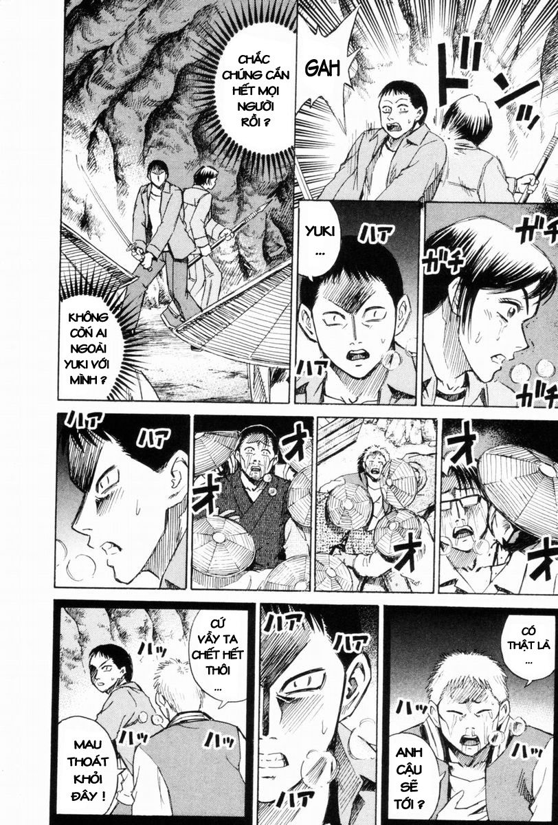 Higanjima chapter 47 trang 16