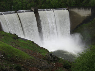 barrage maronne hautefage